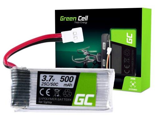 Batería Green Cell ® para Sym S032 S032G S39 3.7V 500mAh