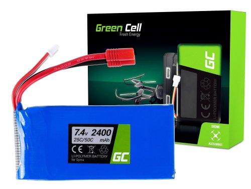 Batería Green Cell ® para Sym X8C X8G X8HC X8HG X8HW X8W 7.4V 2400mAh