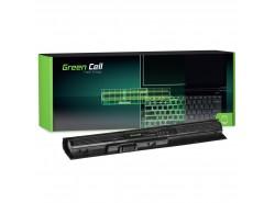 Green Cell Batería VI04 VI04XL 756743-001 756745-001 para HP ProBook 440 G2 445 G2 450 G2 455 G2 Envy 15 17 Pavilion 15 14.8V