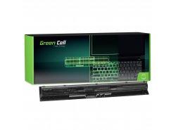 Green Cell Batería KI04 para HP Pavilion 15-AB 15-AB250NG 15-AB250NW 15-AK057NW 15-AK066NA 17-G152NP 17-G152NS 17-G152NW
