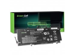 Green Cell Batería BL06XL HSTNN-DB5D 722297-001 para HP EliteBook Folio 1040 G1 G2
