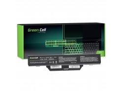 Green Cell ® Laptop Battery HSTNN-IB51 para HP 550610615 Compaq 550610615 6720 6830