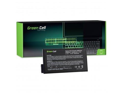 Green Cell Batería HSTNN-IB01 para HP Compaq nc6000 nc8000 nx5000 Compaq Evo N160 N800C N800V