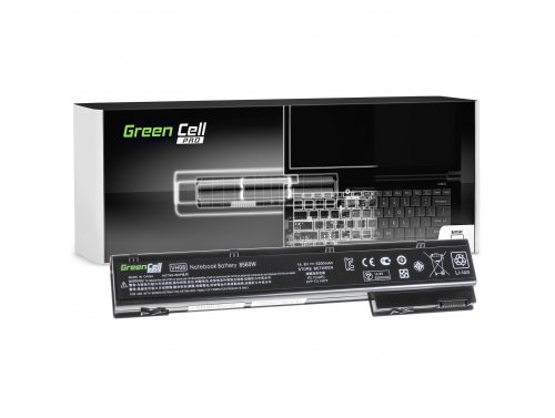 Green Cell PRO Batería HSTNN-LB2P HSTNN-LB2Q VH08 VH08XL para HP EliteBook 8560w 8570w 8760w 8770w