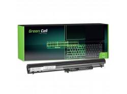Green Cell Batería HY04 718101-001 para HP Pavilion SleekBook 14-F 14-F000