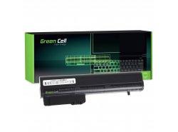 Green Cell Batería HSTNN-DB22 HSTNN-FB22 para HP EliteBook 2530p 2540p Compaq 2400 2510p nc2400 nc2410
