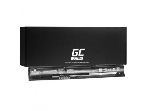 Green Cell ULTRA Batería VI04 VI04XL 756743-001 756745-001 para HP ProBook 440 G2 445 G2 450 G2 455 G2 Envy 14 15 17 14.8V