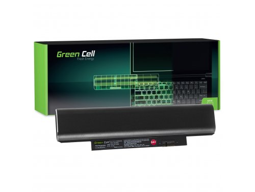 Laptop Green Cell ® Akku 42T4951 para Lenovo ThinkPad L330 X121e X313e X140e, ThinkPad Edge E120 E125 E130 E135 E320