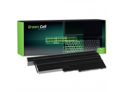 Green Cell ® Laptop Battery 42T4504 42T4513 para IBM Lenovo ThinkPad T60 T61 R60 R61