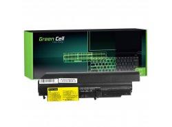 Green Cell Batería 42T5225 42T5227 42T5265 para Lenovo ThinkPad R61 R61e R61i R400 T61 T61p T400