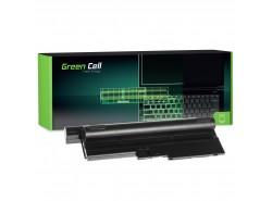 Green Cell Batería 42T4504 42T4513 92P1138 92P1139 para Lenovo ThinkPad R60 R60e R61 R61e R61i R500 SL500 T60 T61 T500 W500