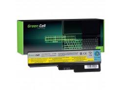 Green Cell Batería L08L6Y02 L08S6Y02 para Lenovo B460 B550 G430 G450 G530 G530M G550 G550A G555 N500 V460 IdeaPad Z360