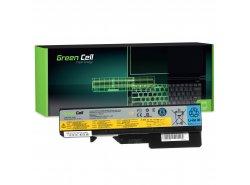 Green Cell Batería L09L6Y02 L09S6Y02 para Lenovo B570 B575 B575e G560 G565 G575 G570 G770 G780 IdeaPad Z560 Z565 Z570 Z575