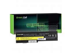Green Cell ® Laptop Battery 42T4650 para IBM Lenovo ThinkPad X200 X201 X201i