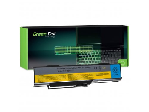Batería para portátil Green Cell ® 121SS080C BAHL00L6S para IBM Lenovo G400 G410