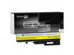 Green Cell ® Laptop Battery L09L6Y02 para IBM Lenovo B570 G560 G570 G575 G770 G780 IdeaPad Z560