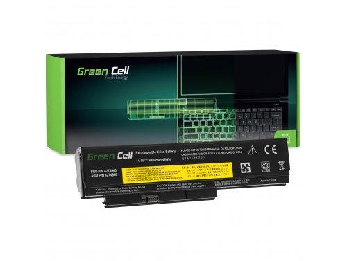 Batería para portátil Green Cell ® 42T4861 para Lenovo IBM ThinkPad X220
