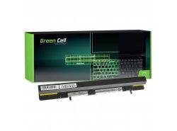 Green Cell Batería L12S4A01 L12S4F01 para Lenovo IdeaPad S500 Flex 14 14D 15 15D