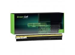 Batería para portátil Green Cell ® L12M4E01 para IBM Lenovo IdeaPad Z710