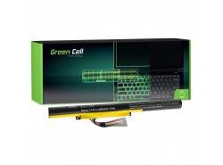 Laptop Green Cell ® Akku L12M4F02 121500123 para IBM Lenovo IdeaPad P500 Z510 P400 TOUCH P500 T