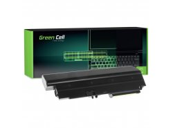 Green Cell Laptop Battery 42T5225 para IBM Lenovo ThinkPad T61 R61 T400 R400