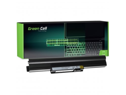 Green Cell Batería L09S6D21 para Lenovo IdeaPad U450 U450p U550