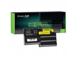 Green Cell Batería 02K6572 02K7072 02K7034 para Lenovo ThinkPad T30