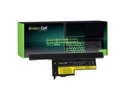 Green Cell Batería 92P1171 93P5030 para Lenovo ThinkPad X60 X60s X61 X61s