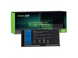 Green Cell Batería FV993 para Dell paracision M4600 M4700 M4800 M6600 M6700 M6800
