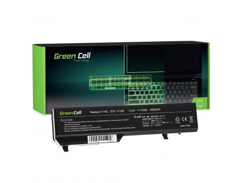 Batería para portátil Green Cell ® K738H T114C para Dell Vostro 1310 1320 1510 1511 1520 2510
