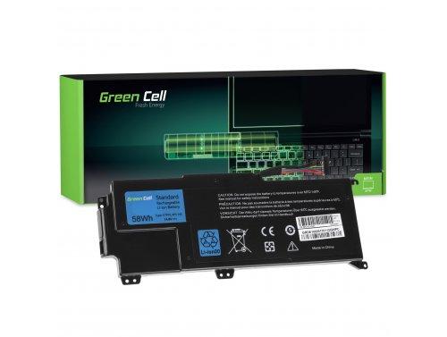Batería para portátil Green Cell PRO ® YMYF6 V79Y0 para Dell XPS 14z L412z