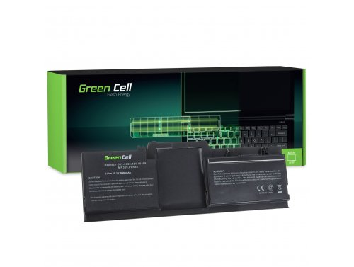 Green Cell ® Laptop Battery PU536 para Dell Latitude XT1 Tablet PC XT2 Tablet PC XT2 XFR Tablet