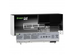 Batería para portátil Green Cell ® PT434 W1193 para Dell Latitude E6400 E6410 E6500 E6510 E6400 ATG E6410 ATG Dell Precision M24