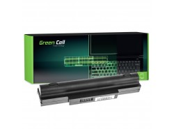 Green Cell Batería A32-K72 para Asus N71 K72 K72J K72F K73S K73SV N71 N71J N71V N73 N73J N73S N73SV X73E X73S X73SD X73T X77