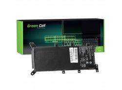 Green Cell Batería C21N1347 para Asus A555 A555L F555 F555L F555LD K555 K555L K555LD R556 R556L R556LA R556LJ X555 X555L