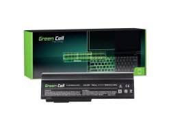 Green Cell Batería A32-M50 A32-N61 para Asus G50 G51 G51J G60 G60JX L50 M50 M50S M50V M50VC M50VN M50VM M60 N53 N53SV X57V