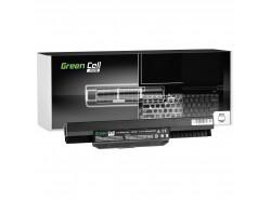 Laptop Green Cell ® Akku Green Cell PRO A32-K53 para Asus K53 K53E K53S K53SV X53 X53S X53U X54 X54C X54H 7800mAh