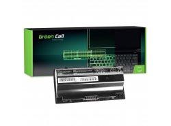 Green Cell Batería A42-G75 para Asus G75 G75V G75VW G75VX