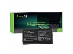Green Cell Batería A32-F5 para Asus F5 F5C F5GL F5M F5N F5R F5SL F5SR F5Z F5V F5VL F5GL F5RL X50 X50GL X50M X50N X50RL X50SL