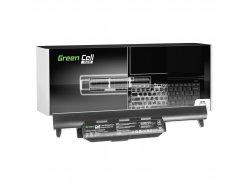 Green Cell PRO Batería A32-K55 para Asus R400 R500 R500V R500VJ R700 R700V K55A K55VD K55VJ K55VM K75V X55A X55U X75V X75VB