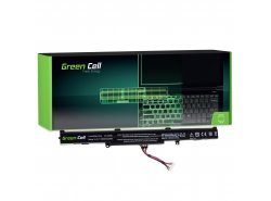 Batería para portátil Green Cell ® A41-X550E para Asus F550 F750 K550 K750 R510 R750 X550 X750