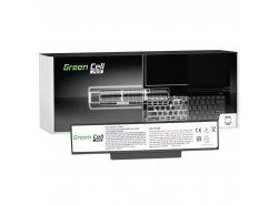 Green Cell PRO Batería A32-K72 para Asus N71 K72 K72J K72F K73S K73SV N71 N71J N71V N73 N73J N73S N73SV X73E X73S X73SD X77
