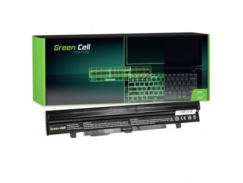 Laptop Green Cell ® Akku Green Cell A42-U46 para Asus U46 U47 U56 14.4V