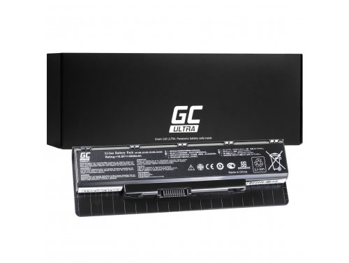 Green Cell ULTRA Batería A32-N56 para Asus G56 G56JR N46 N56 N56DP N56JR N56V N56VJ N56VM N56VZ N56VV N76 N76V N76VJ N76VZ