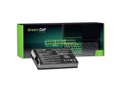 Green Cell Batería A32-F80 A32-F80A para Asus F50 F50SL F50Q F50Z F80 F80H F80L F80S F81 N60 X60 X61 X61G X61S X61Z X61SL