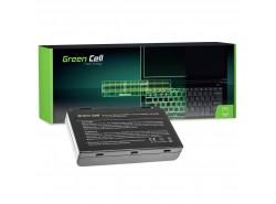 Green Cell Batería A32-F82 A32-F52 para Asus K40 K40iJ K50 K50AB K50C K50I K50ID K50IJ K50iN K50iP K51 K51AC K70 K70IJ K70IO