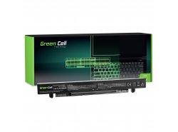 Green Cell Batería A41-X550A para Asus A550 F550J F550L R510 R510C R510J R510JK R510L R510CA X550 X550C X550CA X550CC X550L