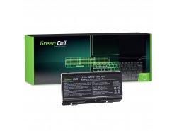 Green Cell Batería A32-X51 A32-T12 para Asus X51 X51C X51H X51L X51R X51RL X51Q X58 X58C X58L X58LE