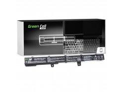 Green Cell PRO Batería A41N1308 A31N1319 para Asus R508 R509 R512 R512C X551 X551C X551CA X551M X551MA X551MAV X751L
