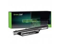 Green Cell Batería FPCBP179 para Fujitsu-Siemens LifeBook S6510 S6520 S7210 S7220